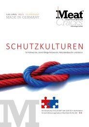 Meat Cracks – Schutzkulturen DE
