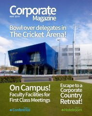 Corporate Magazine May 2019
