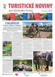 Turistické noviny pro Východní Čechy - léto/podzim 2019