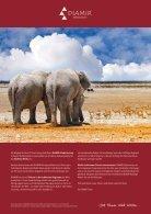 DIAMIR Südliches Afrika Katalog 2019 - Seite 2