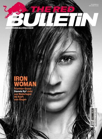 The Red Bulletin Mai 2019