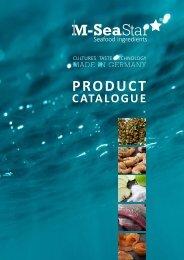 M-SeaStar - Produktkatalog EN
