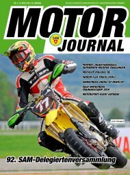 SAM MotorJournal April 2019