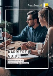 Karriere Guide 2019/20