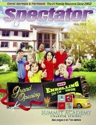 Spectatior Magazine May 2019