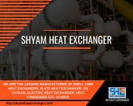 heat exchanger manufacturer in India