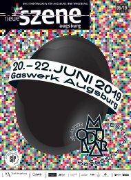 Neue Szene Augsburg 2019-05