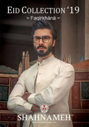 Shahnameh Eid Collection 2019