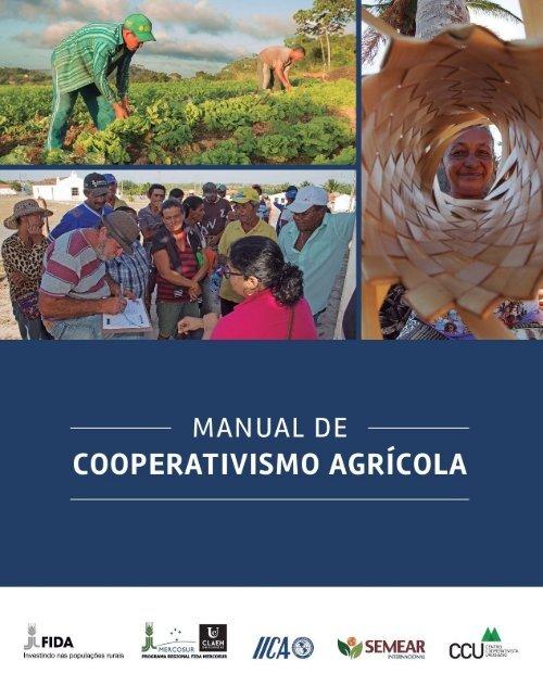 Manual de Cooperativismo Agrícola