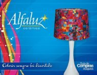 GUIA DE COMPRAS - ABAJURES COLORS 2013