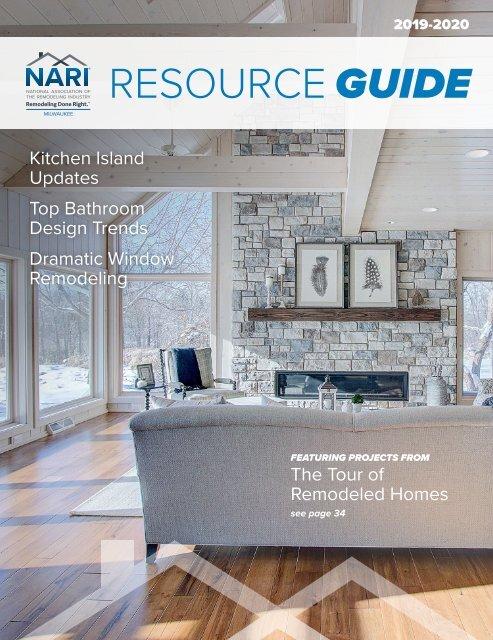 Nari Home Improvement Show 2020.Nari Milwaukee Resource Guide 2019 2020