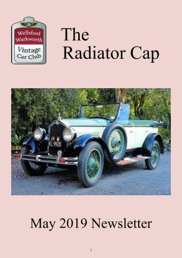 Radiator Cap May 2019