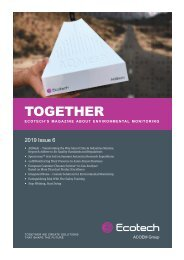 ECOTECH TOGETHER Magazine Issue 6