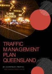 Traffic Management Plan Queensland