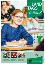 Landtagskurier, Ausgabe 3/19