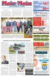 MoinMoin Schleswig 18 2019
