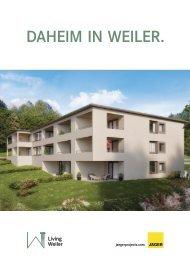 Living Weiler - Daheim im Weiler.