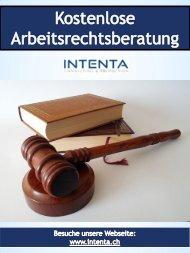 Kostenlose Arbeitsrechtsberatung | Call us 625555544 | intenta.ch