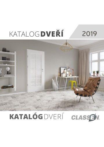 Katalog dveří Classen 2019
