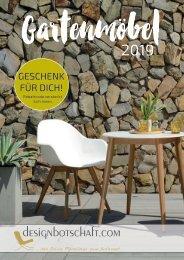 Gartenmöbel 2019 - designbotschaft.com