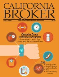 California Broker April 2019