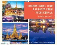 Singapore Malaysia Tour Packages |Singapore Vacation Packages | Bali Tour Packages  Kochi,Kerala
