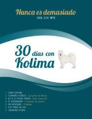 30 Días con Kolima - Abril 2019