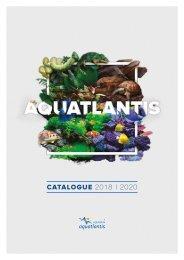 AQUATLANTIS CATÁLOGO 2019