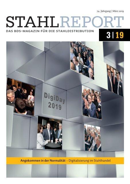 Stahlreport 2019.03
