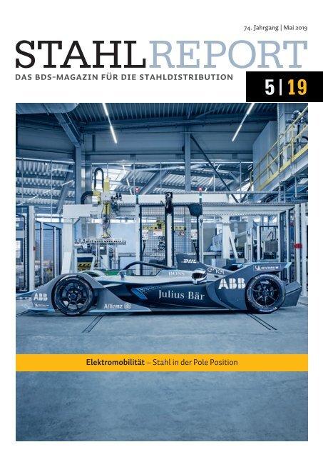 Stahlreport 2019.05