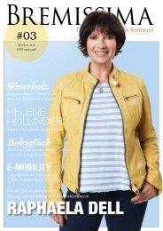 BREMISSIMA Magazin | Mai - Juni 2019