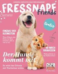 Fressnapf Friends 03/19