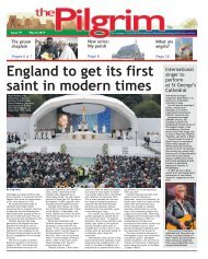 Issue 79 - The Pilgrim - March 2019 - The newspaper of the Archdiocese of Southwark
