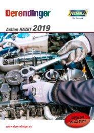 Action HAZET 2019