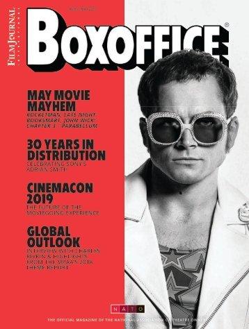 Boxoffice - May 2019