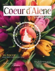 May 2019 Coeur d'Alene Living Local