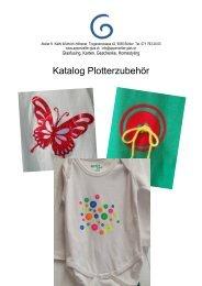 Katalog Plottern