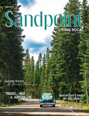 May 2019 Sandpoint Living Local
