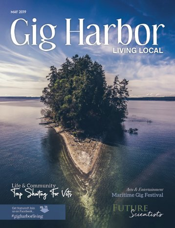 May 2019 Gig Harbor Living Local