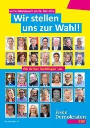 FDP Waiblingen Kandidaten 2019