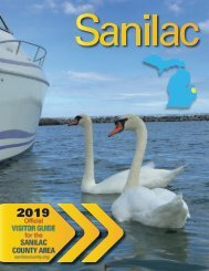 2019 Sanilac County Visitors Guide