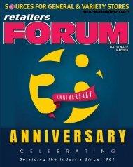 Retailers Forum Magazine May 2019