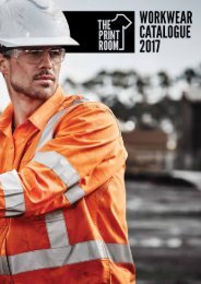 The Print Room Workwear Catalogue