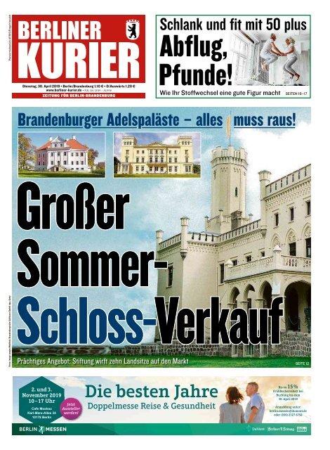 Berliner Kurier 30.04.2019