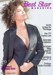 BEST STAR numero 29 - con musica - moda - glamour - turismo - bellezza - eventi e molto altro