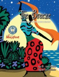 The Breeze Magazine of the Lowcountry, MAY 2019