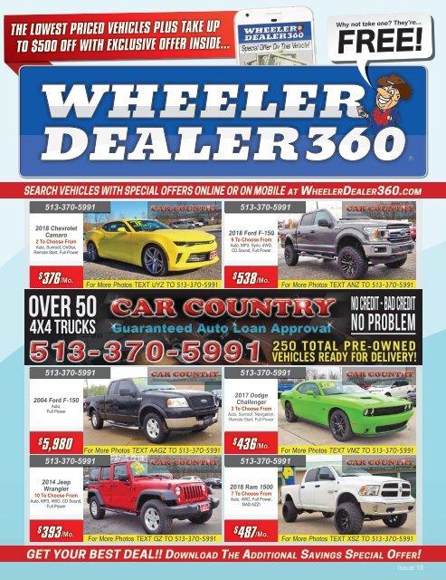 Wheeler Dealer 360 Issue 18, 2019