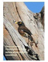 Indian myna handbook 2019 - CVCIA