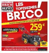Brico Depot 2 mai-16 mai 2019