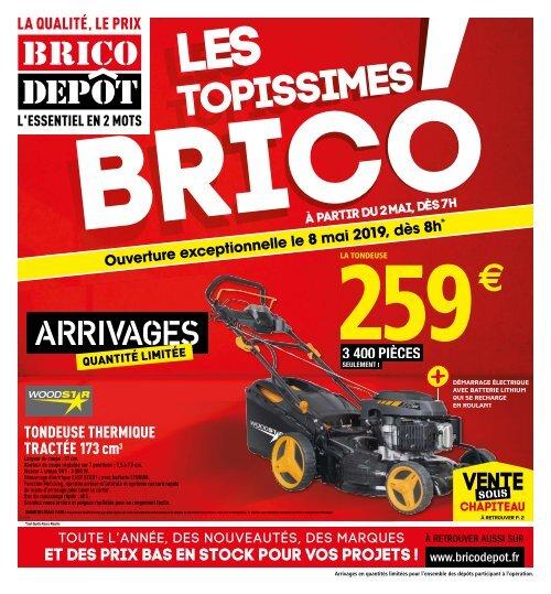 Brico Depot 2 Mai 16 Mai 2019